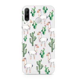 FOONCASE Huawei P30 Lite - Alpaca