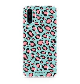 FOONCASE Huawei P30- WILD COLLECTION / Blue