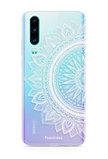 FOONCASE Huawei P30 Handyhülle - Mandala