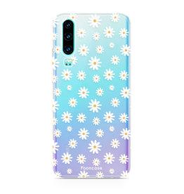 FOONCASE Huawei P30 - Gänseblümchen