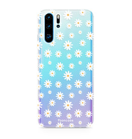 FOONCASE Huawei P30 Pro - Madeliefjes