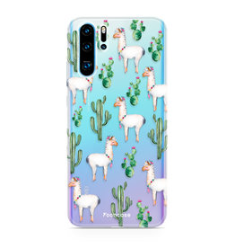 FOONCASE Huawei P30 Pro - Alpaca
