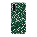 FOONCASE Huawei P30 Pro - POLKA COLLECTION / Green