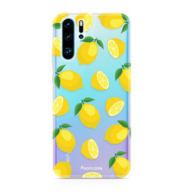FOONCASE Huawei P30 Pro - Lemons