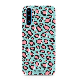 FOONCASE Huawei P30 Pro - WILD COLLECTION / Blauw