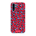 FOONCASE Huawei P30 Pro - WILD COLLECTION / Rood