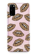 FOONCASE Samsung Galaxy S20 Handyhülle - Rebell Lips