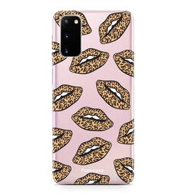 FOONCASE Samsung Galaxy S20 - Rebell Lips