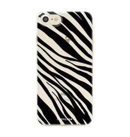 FOONCASE iPhone SE (2020) - Zebra