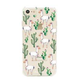FOONCASE iPhone SE (2020) - Lama