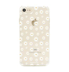 FOONCASE iPhone SE (2020) - Madeliefjes
