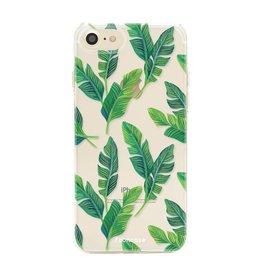 FOONCASE iPhone SE (2020) - Banana leaves