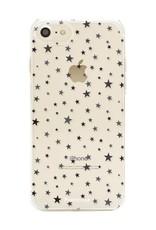 FOONCASE iPhone SE (2020) Handyhülle - Sterne