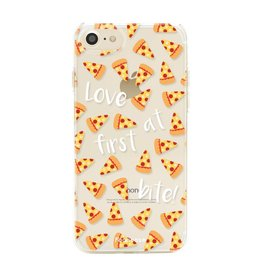 FOONCASE iPhone SE (2020) - Pizza