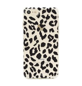 FOONCASE iPhone SE (2020) - Leopardo