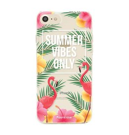 FOONCASE iPhone SE (2020) - Summer Vibes Only