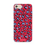 FOONCASE iPhone SE (2020) - WILD COLLECTION / Red