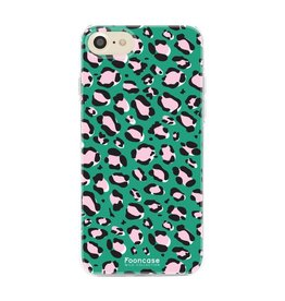 FOONCASE iPhone SE (2020) - WILD COLLECTION / Green