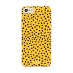 FOONCASE iPhone SE (2020) - POLKA COLLECTION / Ocher Yellow
