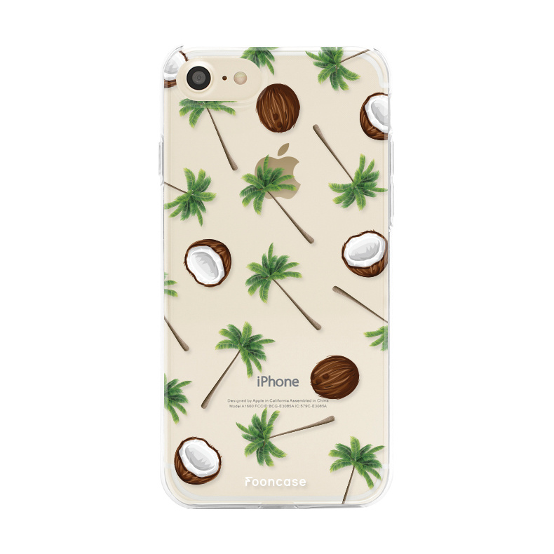 FOONCASE iPhone SE (2020) Case - Coco Paradise