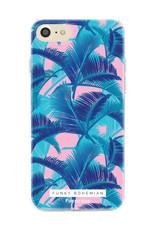 FOONCASE iPhone SE (2020) Handyhülle - Funky Bohemian
