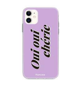 FOONCASE Iphone 11 - Oui Oui Chérie