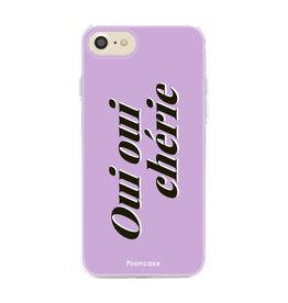 FOONCASE Iphone 8 - Oui Oui Chérie