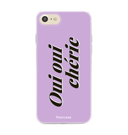 FOONCASE iPhone SE (2020) - Oui Oui Chérie