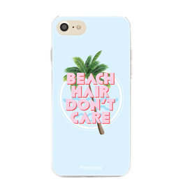 FOONCASE iPhone 7 - Beach Hair Don't Care