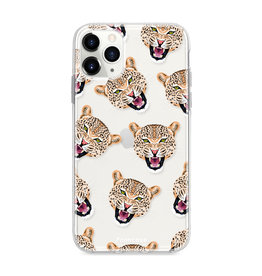 FOONCASE IPhone 12 Pro Max - Cheeky Leopard