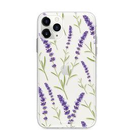 FOONCASE IPhone 12 Pro Max - Purple Flower