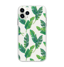 FOONCASE IPhone 12 Pro - Banana leaves