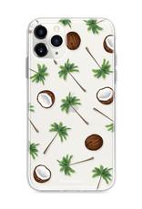 FOONCASE IPhone 12 Pro Handyhülle - Coco Paradise