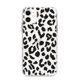 FOONCASE Iphone 12 - Luipaard print