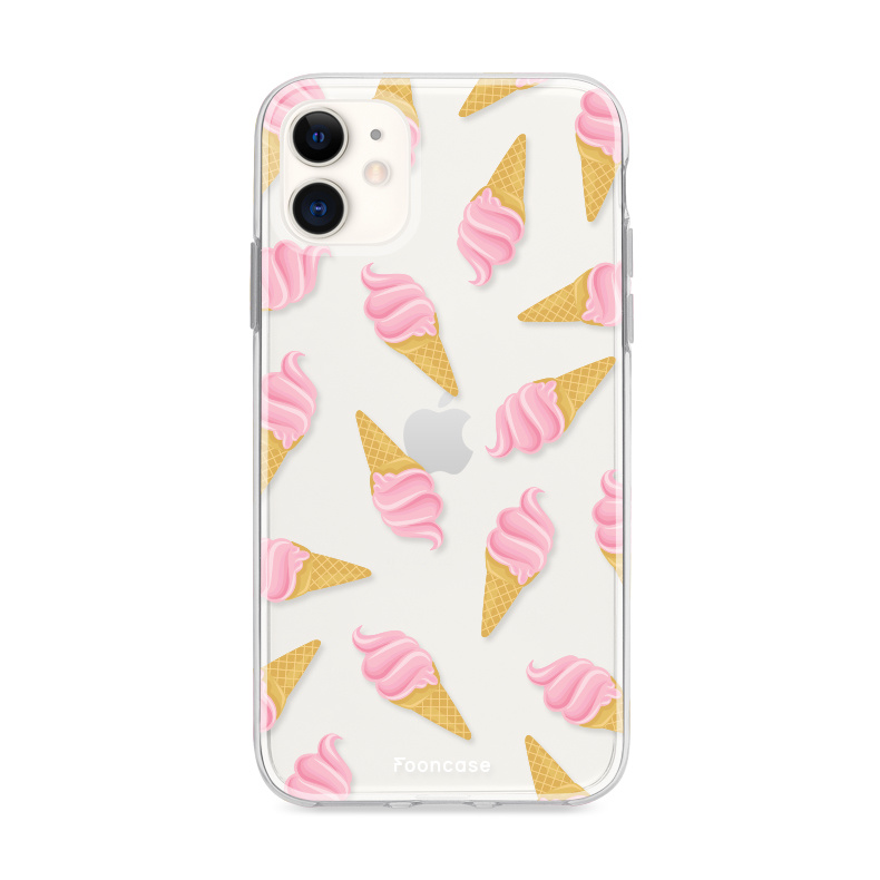 FOONCASE Iphone 12 Handyhülle - Ice Ice Baby