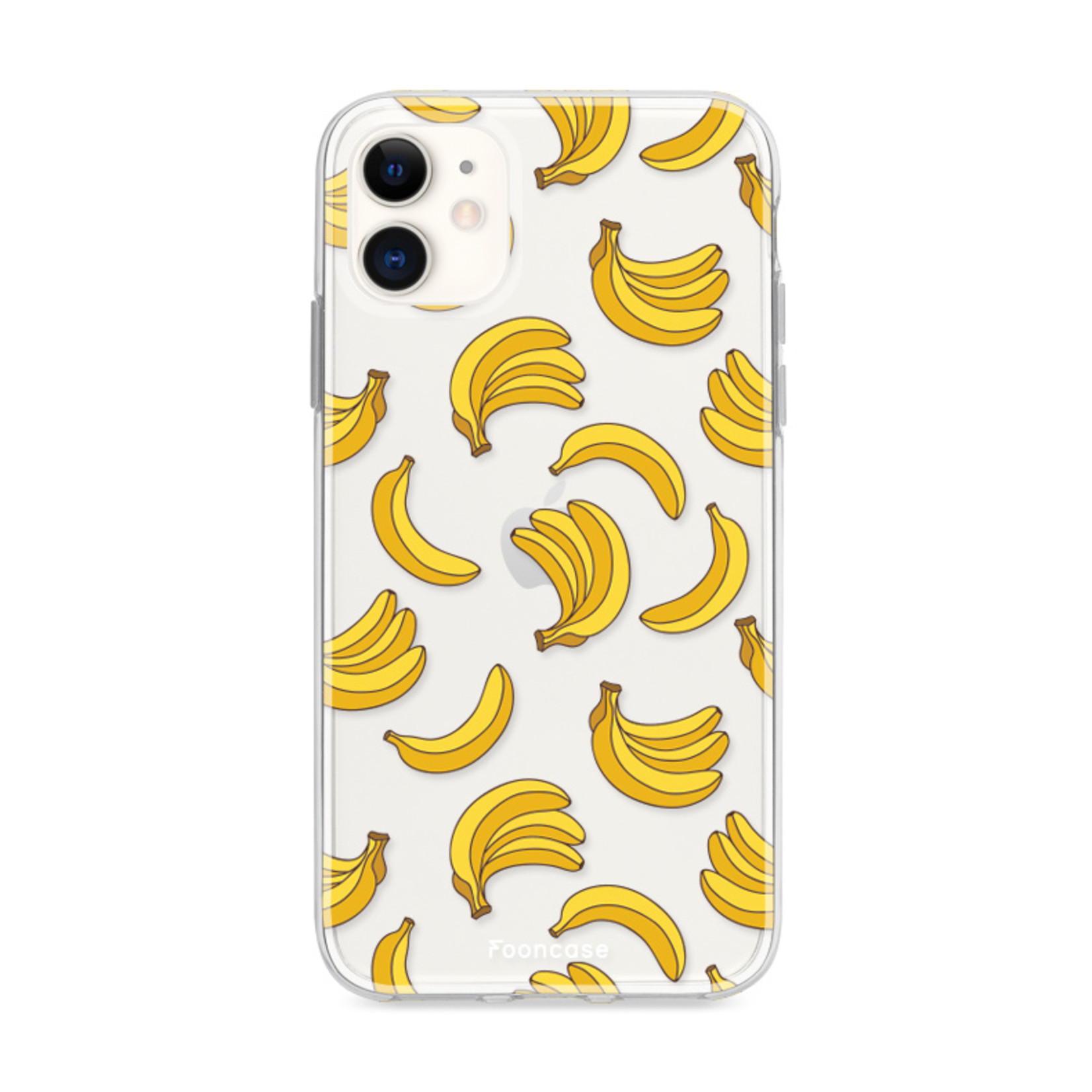 FOONCASE Iphone 12 Handyhülle - Bananas