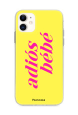 FOONCASE Iphone 12 Handyhülle - Adiós Bébé ☀