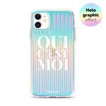 FOONCASE iPhone 11 - Oui C'est Moi (Holographic)