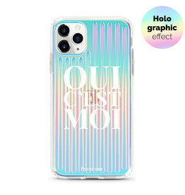 FOONCASE iPhone 11 Pro - Oui C'est Moi (Holographic)