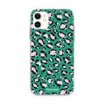 FOONCASE iPhone 12 Mini - WILD COLLECTION / Groen