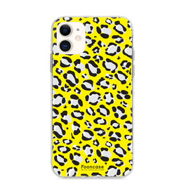 FOONCASE iPhone 12 Mini - WILD COLLECTION / Geel