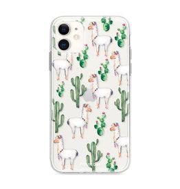 FOONCASE iPhone 12 Mini - Lama
