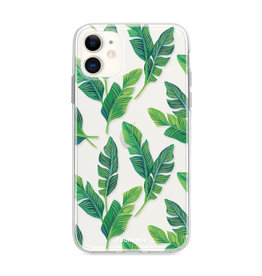 FOONCASE iPhone 12 Mini - Banana leaves