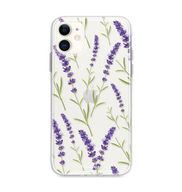 FOONCASE iPhone 12 Mini - Purple Flower