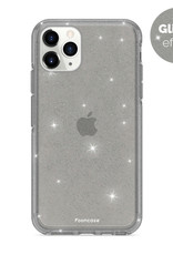 FOONCASE iPhone 11 Pro Max Case - Christmas Glamour Black (Glitters)