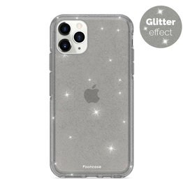 FOONCASE iPhone 11 Pro Max - Christmas Glamour Black (Glitters)