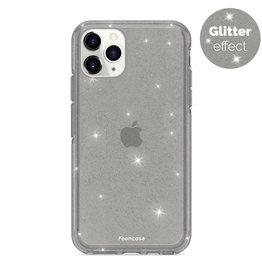 FOONCASE iPhone 12 Pro - Christmas Glamour Black (Glitters)