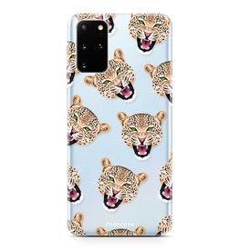 FOONCASE Samsung Galaxy S20 FE - Cheeky Leopard