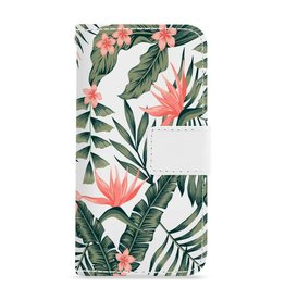 FOONCASE iPhone 5/5s - Tropical Desire - Booktype