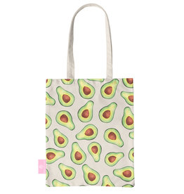 FOONCASE BEACHLANE - Canvas Tote Bag - Avocado